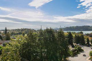 "Photo 4: 801 555 13TH Street in West Vancouver: Ambleside Condo for sale in ""PARKVIEW TOWERS"" : MLS®# R2105654"
