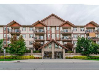 "Photo 1: 200 45615 BRETT Avenue in Chilliwack: Chilliwack W Young-Well Condo for sale in ""The Regent on Brett"" : MLS®# R2115723"