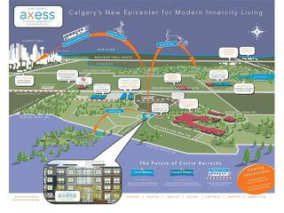 Photo 14: 1217 95 Burma Star Road SW in Calgary: Currie Barracks Condo for sale : MLS®# C4104437