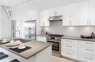 """Photo 3: 36 7191 LECHOW Street in Richmond: McLennan North Townhouse for sale in """"Parc Belvedere"""" : MLS®# R2155899"""