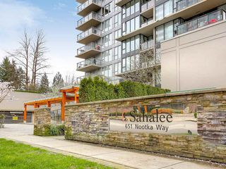 Photo 3: 1901 651 NOOTKA Way in Port Moody: Port Moody Centre Condo for sale : MLS®# R2156484