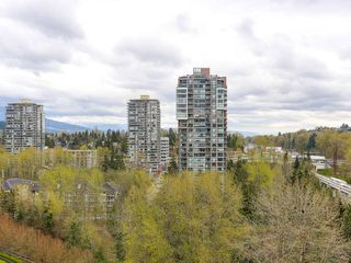Photo 9: 1901 651 NOOTKA Way in Port Moody: Port Moody Centre Condo for sale : MLS®# R2156484