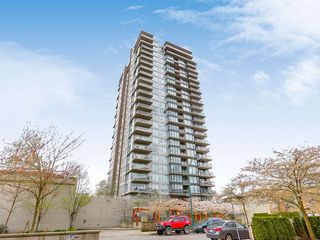 Photo 2: 1901 651 NOOTKA Way in Port Moody: Port Moody Centre Condo for sale : MLS®# R2156484