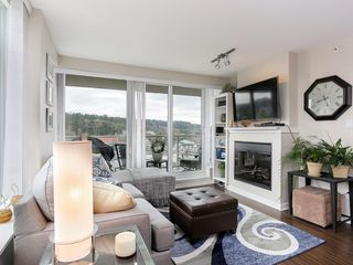 Photo 5: 1901 651 NOOTKA Way in Port Moody: Port Moody Centre Condo for sale : MLS®# R2156484