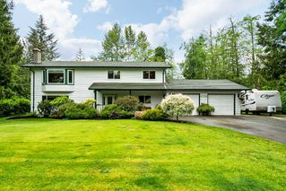 "Photo 1: 4733 SADDLEHORN Crescent in Langley: Salmon River House for sale in ""SALMON RIVER"" : MLS®# R2172074"