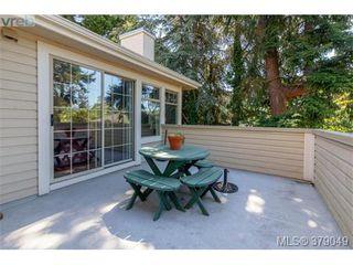 Photo 19: 38 850 Parklands Drive in VICTORIA: Es Gorge Vale Townhouse for sale (Esquimalt)  : MLS®# 379049