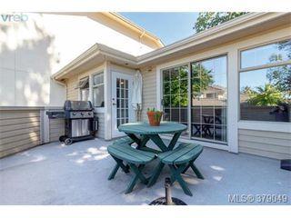 Photo 18: 38 850 Parklands Drive in VICTORIA: Es Gorge Vale Townhouse for sale (Esquimalt)  : MLS®# 379049