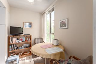"""Photo 9: 416 1707 W 7TH Avenue in Vancouver: Fairview VW Condo for sale in """"Santa Fe"""" (Vancouver West)  : MLS®# R2175569"""