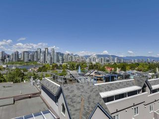 Photo 15: 2268 ALDER STREET in Vancouver: Fairview VW Townhouse for sale (Vancouver West)  : MLS®# R2173350