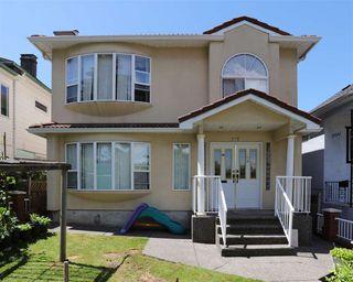 Photo 1: 5051 WINDSOR Street in Vancouver: Fraser VE House for sale (Vancouver East)  : MLS®# R2183305