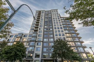 """Photo 1: 208 3520 CROWLEY Drive in Vancouver: Collingwood VE Condo for sale in """"MILLENIO"""" (Vancouver East)  : MLS®# R2207254"""