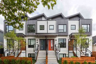 Photo 2: 2767 DUKE Street in Vancouver: Collingwood VE Townhouse for sale (Vancouver East)  : MLS®# R2207905