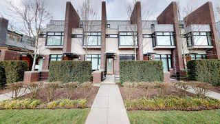 """Photo 1: 6130 OAK Street in Vancouver: Oakridge VW Townhouse for sale in """"OAK"""" (Vancouver West)  : MLS®# R2250697"""
