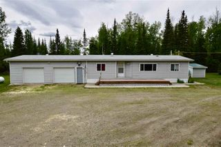 Photo 1: 37796 CHRISTOFFSON Road: Hixon Manufactured Home for sale (PG Rural South (Zone 78))  : MLS®# R2275802