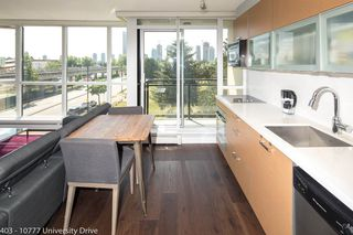 "Photo 5: 403 10777 UNIVERSITY Drive in Surrey: Whalley Condo for sale in ""CITYPOINT"" (North Surrey)  : MLS®# R2286574"