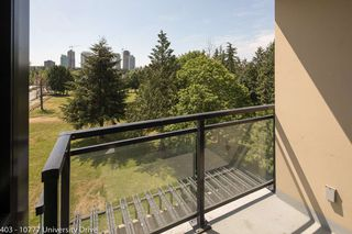 "Photo 7: 403 10777 UNIVERSITY Drive in Surrey: Whalley Condo for sale in ""CITYPOINT"" (North Surrey)  : MLS®# R2286574"