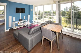 "Photo 6: 403 10777 UNIVERSITY Drive in Surrey: Whalley Condo for sale in ""CITYPOINT"" (North Surrey)  : MLS®# R2286574"