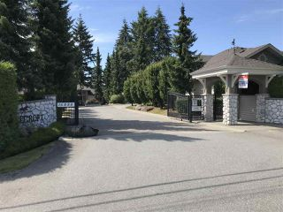 "Photo 1: 22 16888 80 Avenue in Surrey: Fleetwood Tynehead Townhouse for sale in ""Stonecroft"" : MLS®# R2298673"