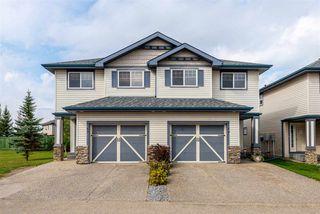 Main Photo: 53 2565 HANNA Crescent in Edmonton: Zone 14 House Half Duplex for sale : MLS®# E4130678