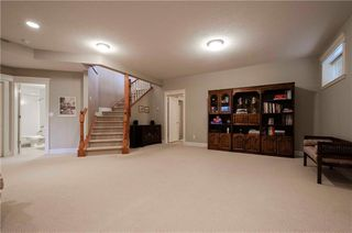 Photo 25: 356 SIGNATURE Court SW in Calgary: Signal Hill Semi Detached for sale : MLS®# C4220141
