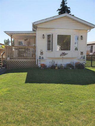 Main Photo: 51 Willow Park Estates: Leduc Mobile for sale : MLS®# E4138936
