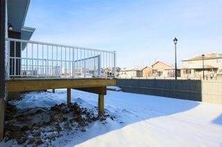 Photo 29: 590 Kleins Crescent: Leduc House Half Duplex for sale : MLS®# E4139500