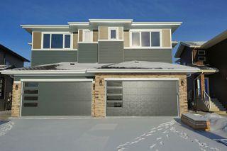 Photo 1: 590 Kleins Crescent: Leduc House Half Duplex for sale : MLS®# E4139500