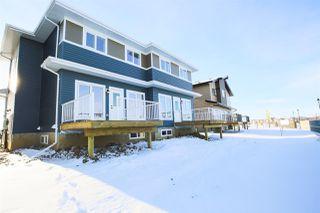 Photo 30: 590 Kleins Crescent: Leduc House Half Duplex for sale : MLS®# E4139500