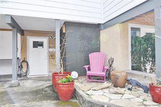 Photo 3: 1 123 Ladysmith Street in VICTORIA: Vi James Bay Townhouse for sale (Victoria)  : MLS®# 406703