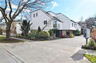 Photo 1: 1 123 Ladysmith Street in VICTORIA: Vi James Bay Townhouse for sale (Victoria)  : MLS®# 406703