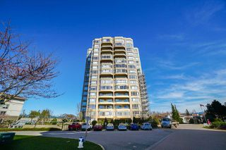 """Main Photo: 1006 3190 GLADWIN Road in Abbotsford: Central Abbotsford Condo for sale in """"Regency Park Towers"""" : MLS®# R2353364"""