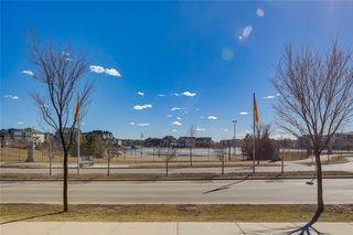 Photo 1: 77 MAHOGANY Point SE in Calgary: Mahogany Semi Detached for sale : MLS®# C4237596