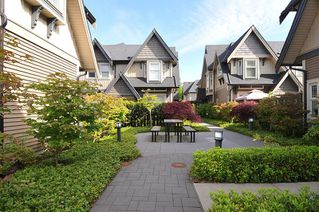 "Photo 12: 10 19095 MITCHELL Road in Pitt Meadows: Central Meadows Townhouse for sale in ""BROGDEN BROWN"" : MLS®# R2367629"