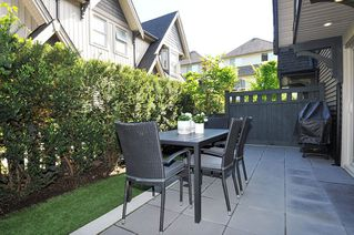 "Photo 11: 10 19095 MITCHELL Road in Pitt Meadows: Central Meadows Townhouse for sale in ""BROGDEN BROWN"" : MLS®# R2367629"