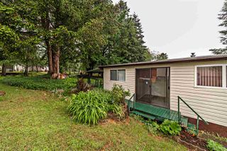 Photo 16: 96 43201 LOUGHEED Highway in Mission: Dewdney Deroche Manufactured Home for sale : MLS®# R2370209