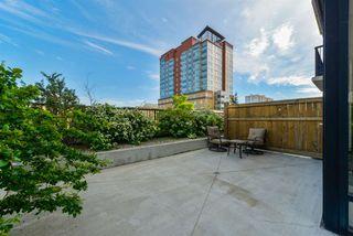 Photo 24: 207 11933 JASPER Avenue in Edmonton: Zone 12 Condo for sale : MLS®# E4160627