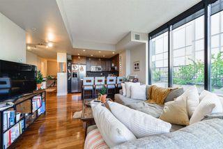 Photo 17: 207 11933 JASPER Avenue in Edmonton: Zone 12 Condo for sale : MLS®# E4160627