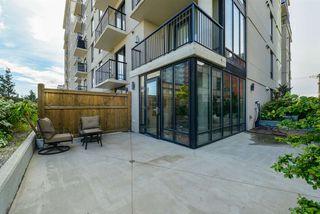 Photo 1: 207 11933 JASPER Avenue in Edmonton: Zone 12 Condo for sale : MLS®# E4160627