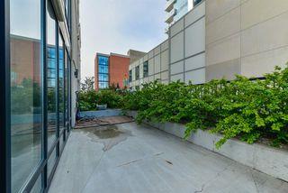 Photo 25: 207 11933 JASPER Avenue in Edmonton: Zone 12 Condo for sale : MLS®# E4160627