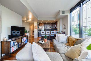 Photo 18: 207 11933 JASPER Avenue in Edmonton: Zone 12 Condo for sale : MLS®# E4160627