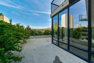 Photo 26: 207 11933 JASPER Avenue in Edmonton: Zone 12 Condo for sale : MLS®# E4160627