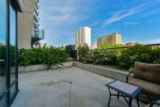 Photo 23: 207 11933 JASPER Avenue in Edmonton: Zone 12 Condo for sale : MLS®# E4160627