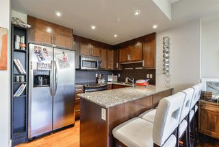 Photo 13: 207 11933 JASPER Avenue in Edmonton: Zone 12 Condo for sale : MLS®# E4160627