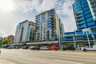 Photo 2: 207 11933 JASPER Avenue in Edmonton: Zone 12 Condo for sale : MLS®# E4160627