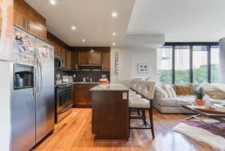 Photo 12: 207 11933 JASPER Avenue in Edmonton: Zone 12 Condo for sale : MLS®# E4160627