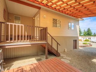 Photo 2: 936 Kasba Cir in FRENCH CREEK: PQ French Creek Manufactured Home for sale (Parksville/Qualicum)  : MLS®# 818720