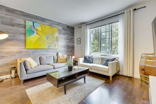 "Photo 2: 110 3010 RIVERBEND Drive in Coquitlam: Coquitlam East Townhouse for sale in ""WESTWOOD WEST"" : MLS®# R2384326"