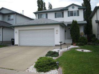 Main Photo: 52 Foxboro Terrace: Sherwood Park House for sale : MLS®# E4164847