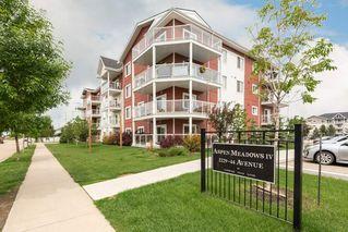 Photo 1: 417 2229 44 Avenue in Edmonton: Zone 30 Condo for sale : MLS®# E4201923