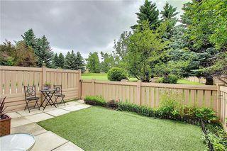 Photo 25: 28 CANTERBURY Garden SW in Calgary: Canyon Meadows Row/Townhouse for sale : MLS®# C4305505
